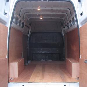 Inside My Van